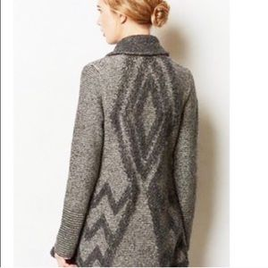 Anthropologie | Angel of the North Open Cardigan